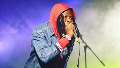 Stonebwoy sings against Xenophobia