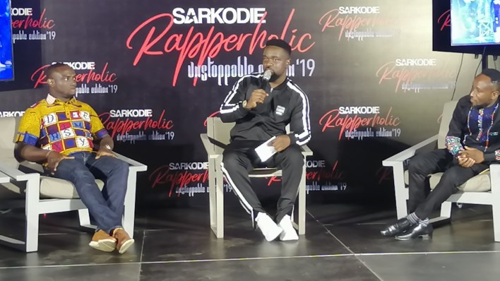 Sarkodie launches 2019 Rapperholic concert