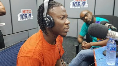 Photo of Stonebwoy pleads for support of our own acts