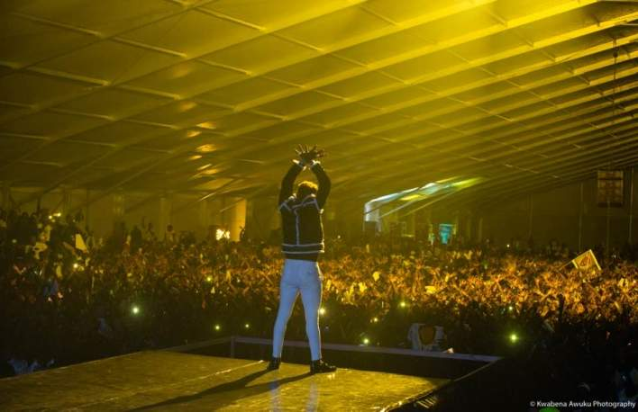 Photos: What went on at the Reign Concert 2019