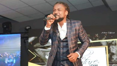Photo of Samini honoured by Ghana Music Awards UK 2019