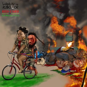 Red Card: The Minstrel Cycle by Wanlov The Kubolor