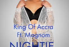 Photo of Audio: Nightie by King Of Accra feat. Magnom