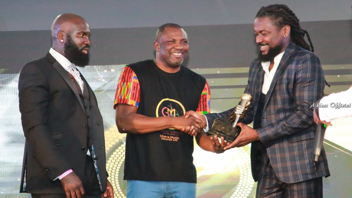List of winners - Ghana Music Awards UK 2019