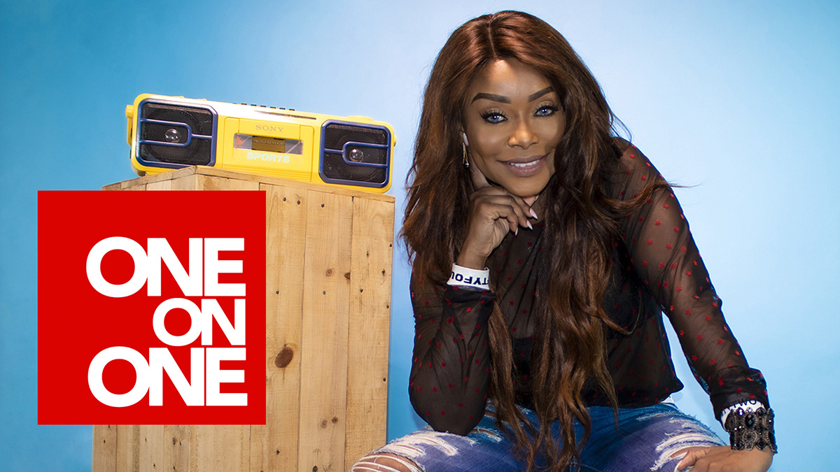 1 on 1: I've topped UK charts, hangout with Mike Tyson, Stevie Wonder - Stephanie Benson