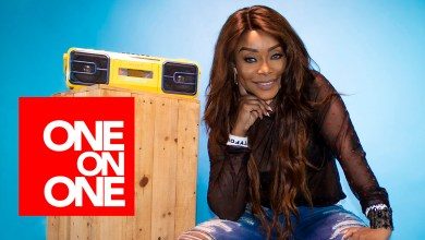 Photo of 1 on 1: I've topped UK charts, hangout with Mike Tyson, Stevie Wonder – Stephanie Benson