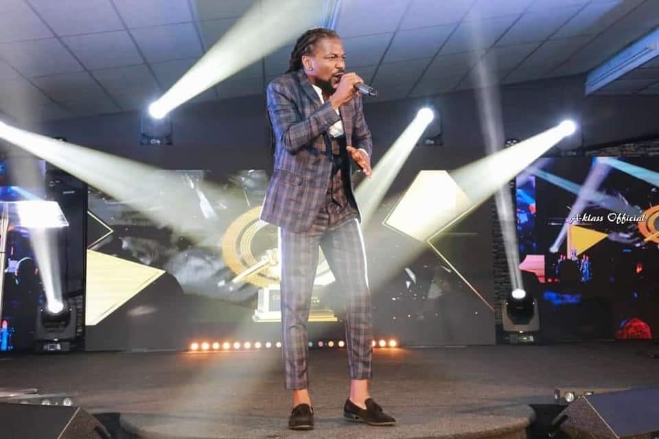 Samini honoured by Ghana Music Awards UK 2019