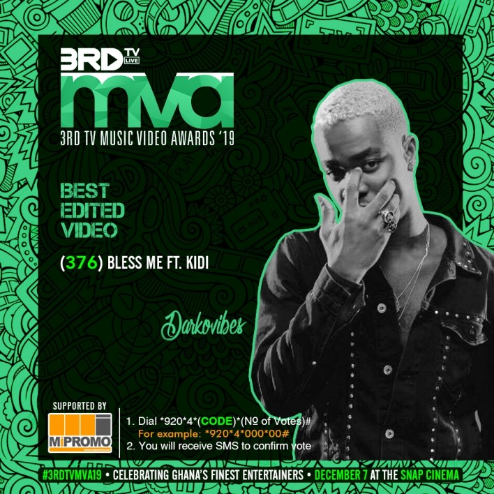Darkovibes reschedules album release to 2020