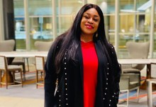 Photo of 46-yr old Sinach welcomes first child after 5 yrs of marriage