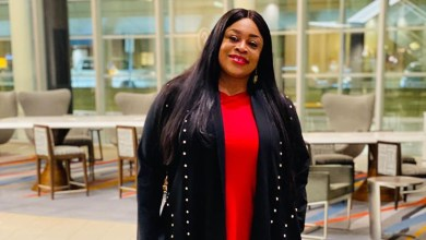 46-yr old Sinach welcomes first child after 5 yrs of marriage