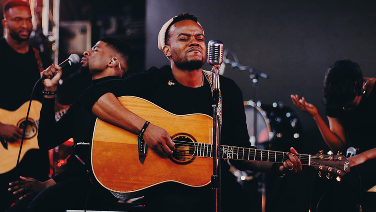 Travis Greene ministers live in Ghana this Sunday at EWC