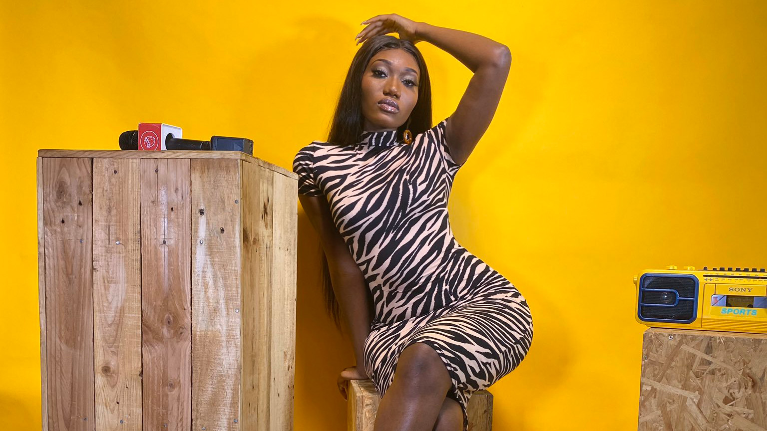 Wendy Shay ranks 57th in New Zealand's top 100 YouTube global music charts