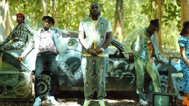 Photo of Video: Don't Stress by Nana Rogues feat. Kwesi Arthur & Stonebwoy