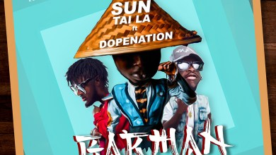 Barman by Sun Tai La feat. DopeNation