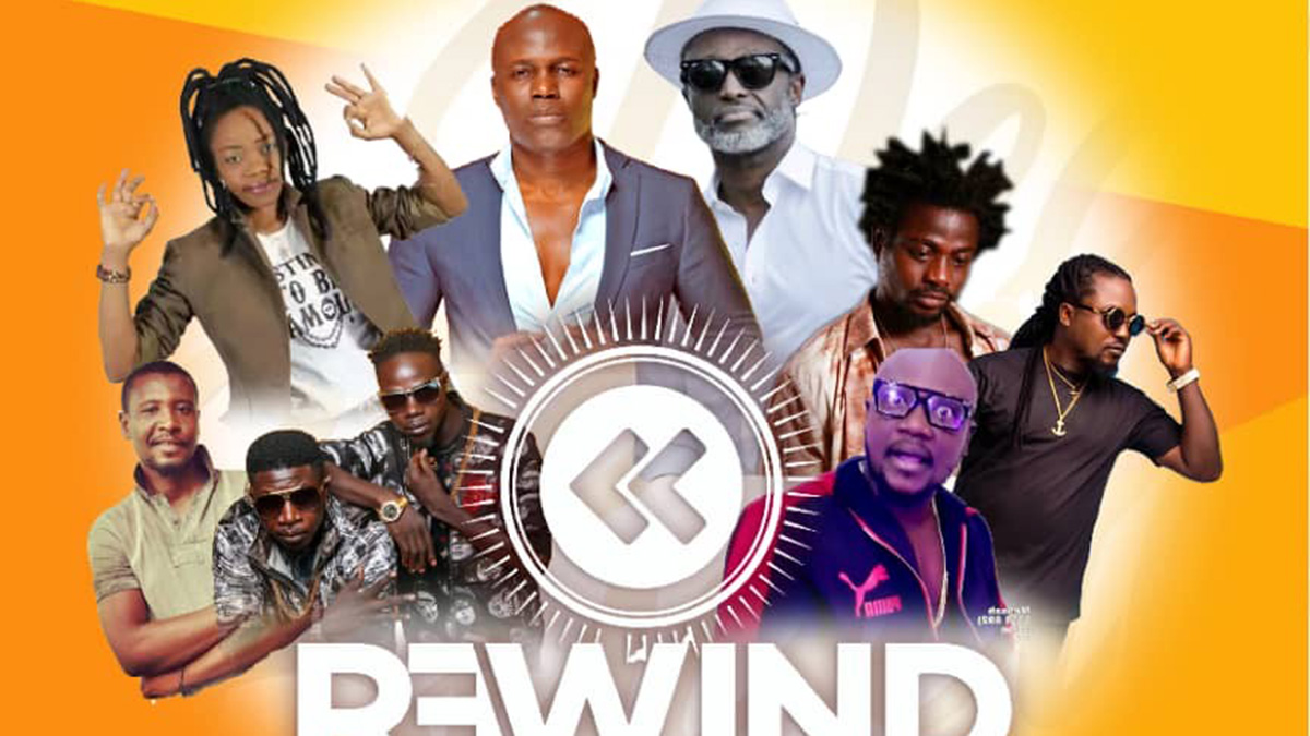 Hiplife comes alive with the Rewind Concert in Kumasi on December 21