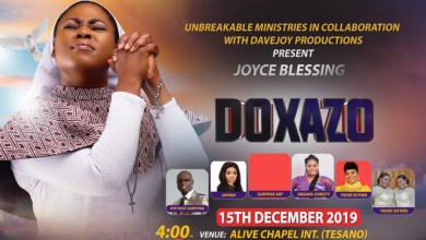 Photo of Get ready for Joyce Blessing's 'Doxazo' in December