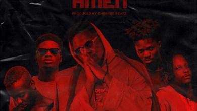 Amen by Medikal feat. Kuami Eugene, Kwesi Arthur, Kelvyn Boy & Darkovibes