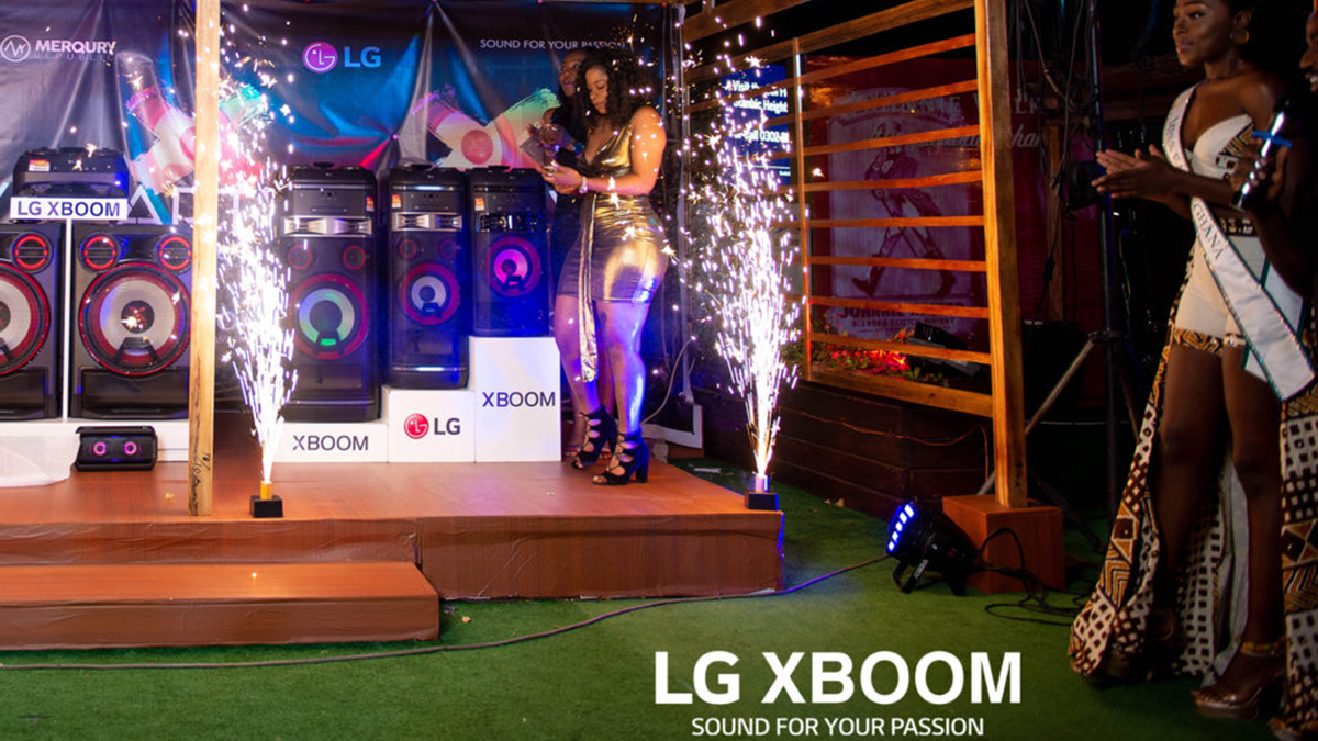 LG partners Merqury Republic to launch XBOOM line of products