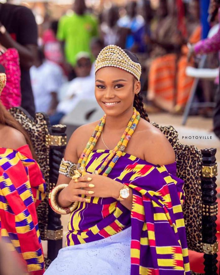 eShun crowned Queen Mother in Gomoa Afransi