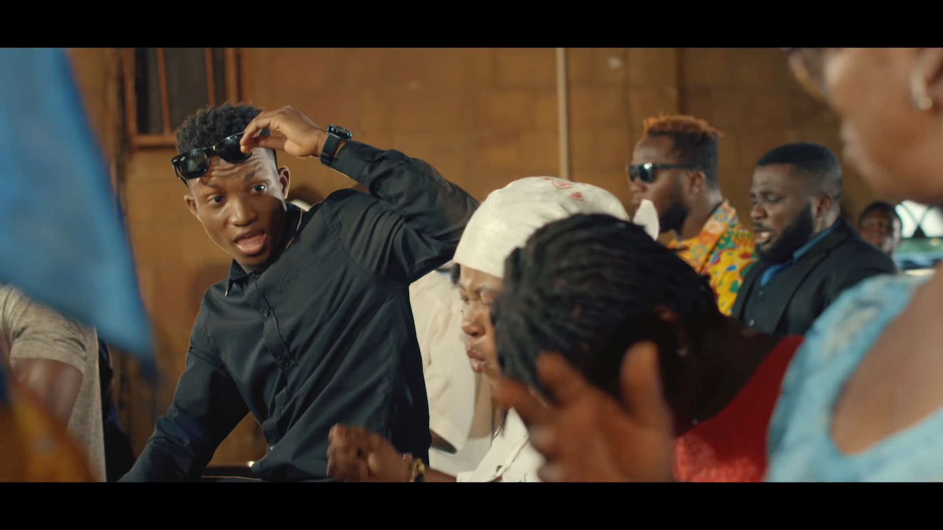 Kofi Kinaata's 'Things Fall Apart' tops charts after release of #1 trending video on YouTube