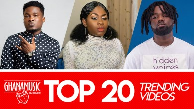 Photo of Top 20 trending Ghana music videos of 2019