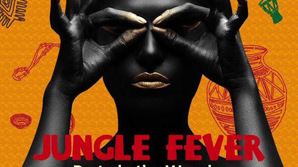 Jungle Fever by TRIBVL Africa is on Dec. 24