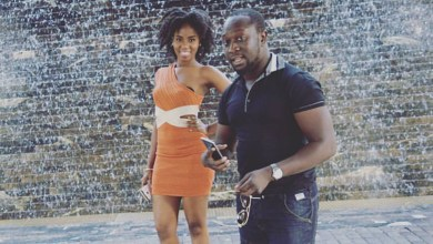 Photo of Richie Mensah debunks rumors of MzVee not being able to perform her songs