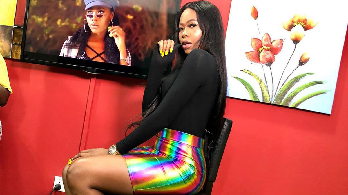 People don't understand rap in Ghana; do commercial songs - Freda Rhymz to rappers