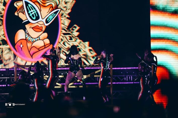 Event Review: Cardi B Livespot X Festival