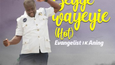 Photo of Audio: Begye Wayeyie (Hot) by Evangelist I K Aning