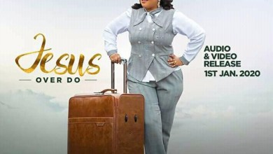 Photo of Audio: Jesus Over Do by Empress Gifty