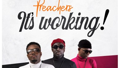 Photo of Audio: It's Working by Preachers