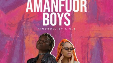 Photo of Audio: Amanfuor Boys by Khalifina feat. Sister Deborah