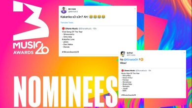 Photo of Ghanaians react to 3 Music Awards 2020 nominees