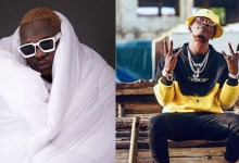 Photo of Medikal gifts Shatta Wale an iPhone 11 pro; KiDi reacts