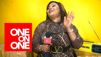 1 On 1: I use music to capture souls - Empress Gifty