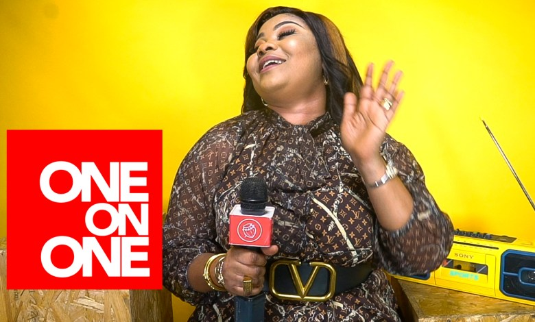 Photo of 1 On 1: I use music to capture souls – Empress Gifty
