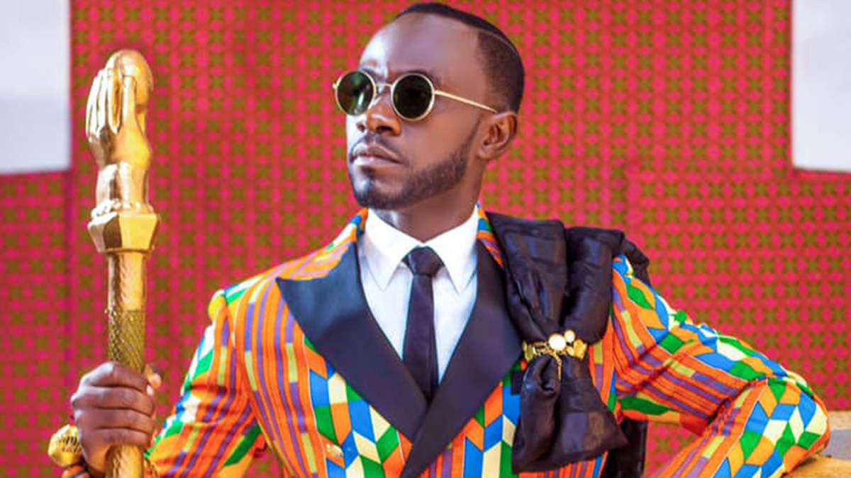 Ambolley just has 72 hrs to apologize to Okyeame Kwame or else...