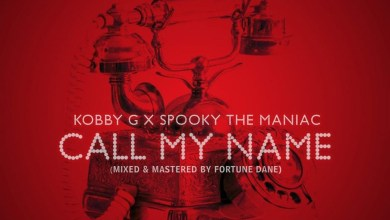 Photo of Audio: Call My Name by Kobby G feat. Spooky The Maniac