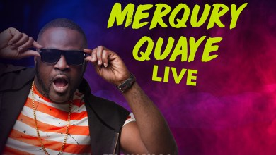 Merqury Quaye to Shut Down Osu on Vals Day