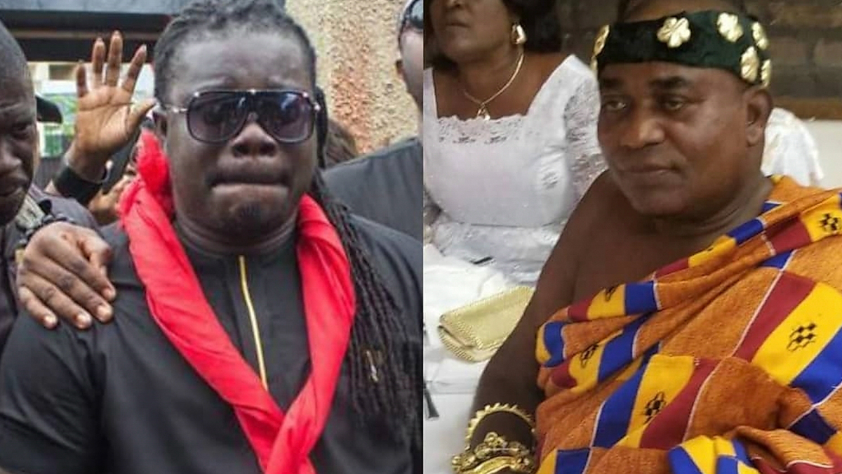 Obour denies rumors of withholding travel history of deceased father
