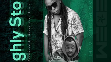 Photo of Audio: Highly Stone by Edem feat. Ponobiom & Anel
