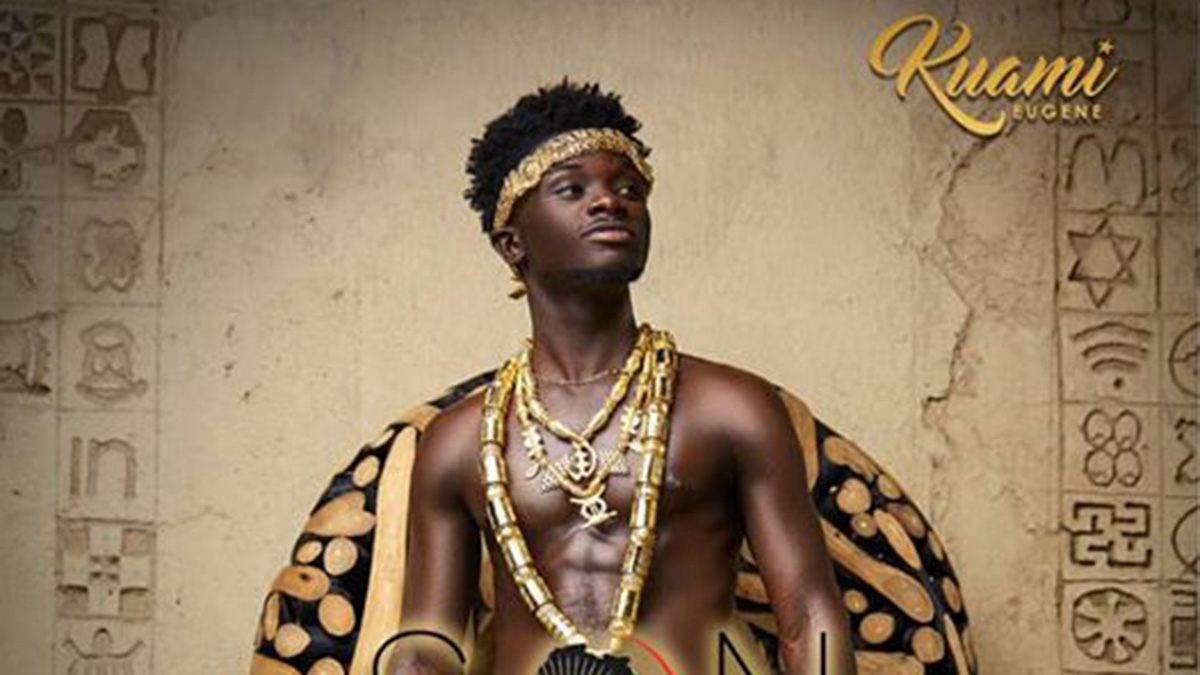 Kuami Eugene set to thrill 6 African countries with the Son of Africa tour