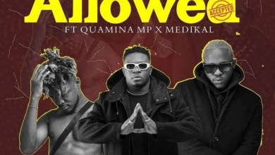 Photo of Audio: Allowed by Amg Armani feat. Quamina MP & Medikal