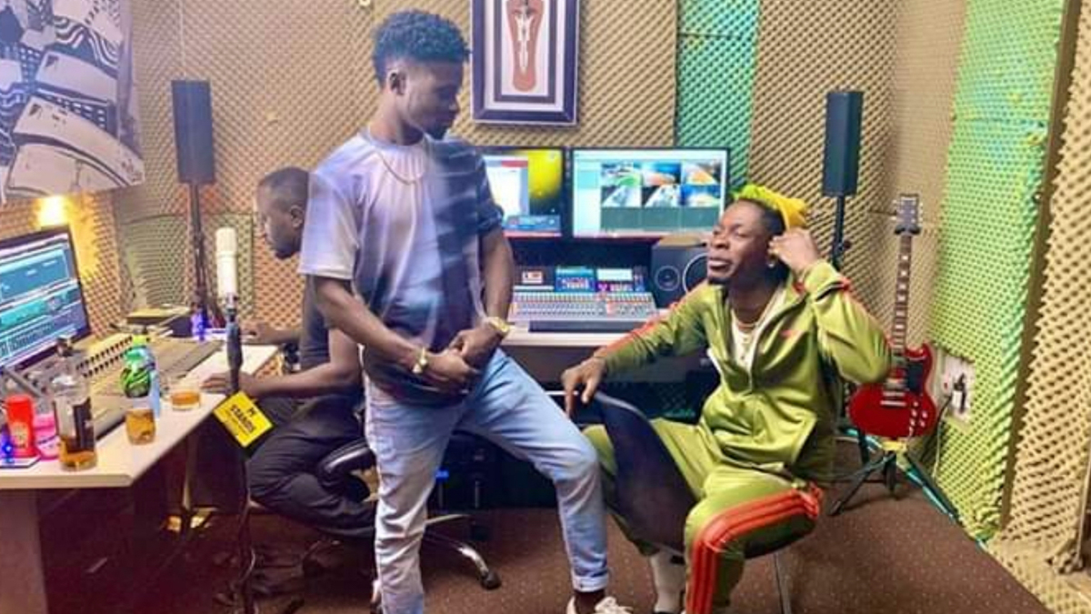 Shatta Wale, Kuami Eugene billed for COVID-19 Virtual Concert on Easter Monday