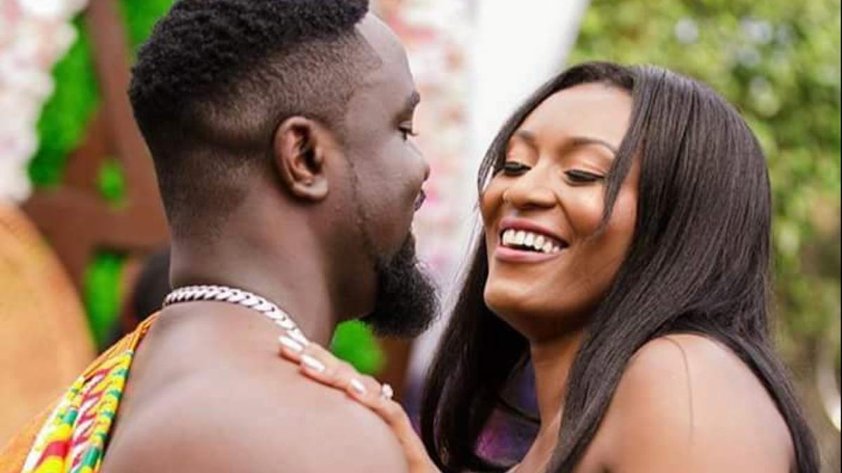 I take credit for the title of ALPHA EP & BLACK LOVE - Tracy Sarkcess