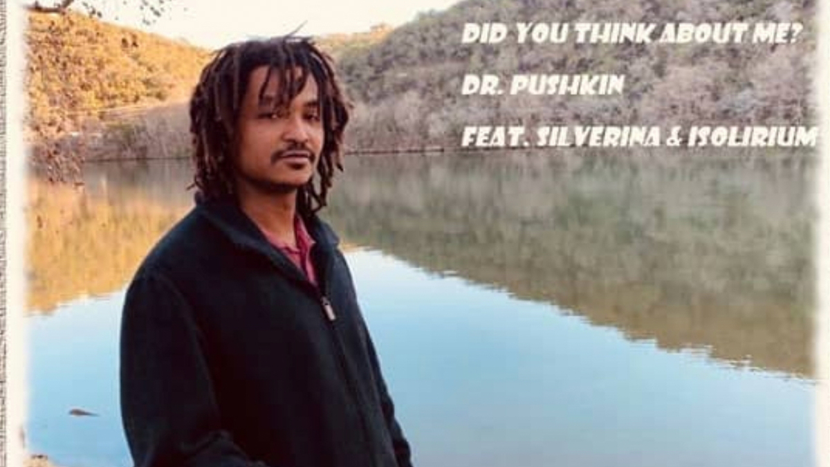 MIT Certified Dr. Pushkin critiques African leadership in new HipHop jam; Did You think About Me