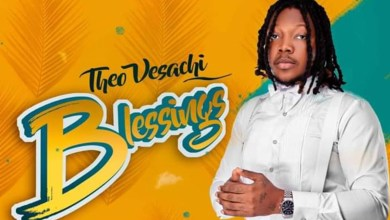Photo of Theo Vesachi puts up sterling performance in visuals for; Blessings