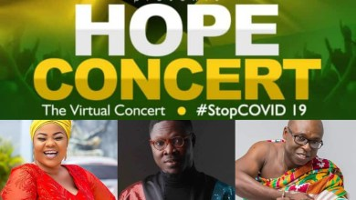 Akesse, Joe Mettle, MOG, SP, Empress Gifty, others billed for 2020 Hope Concert