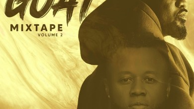 The GOAT Mixtape Vol. 2 by DJ Mensah